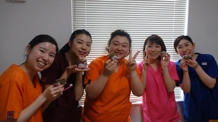 ちよじ屋さんの桜餅
